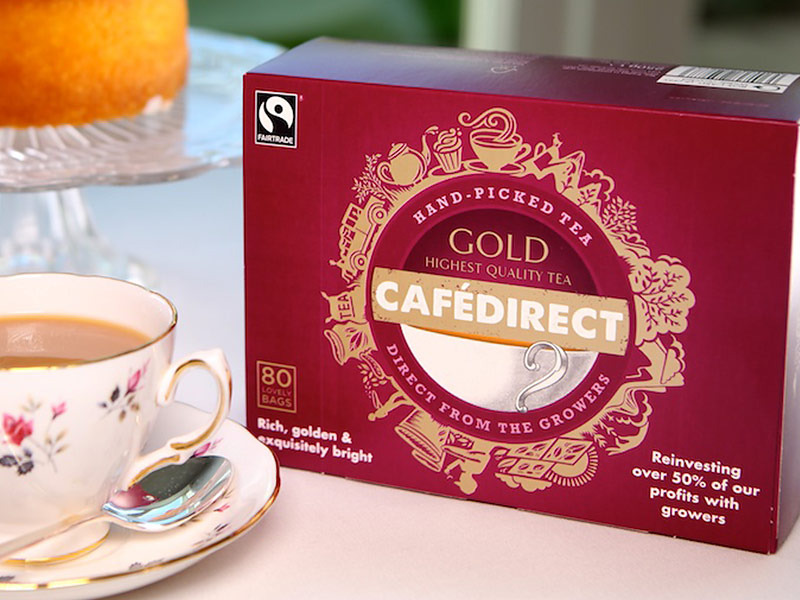 Cafédirect Gold Tea
