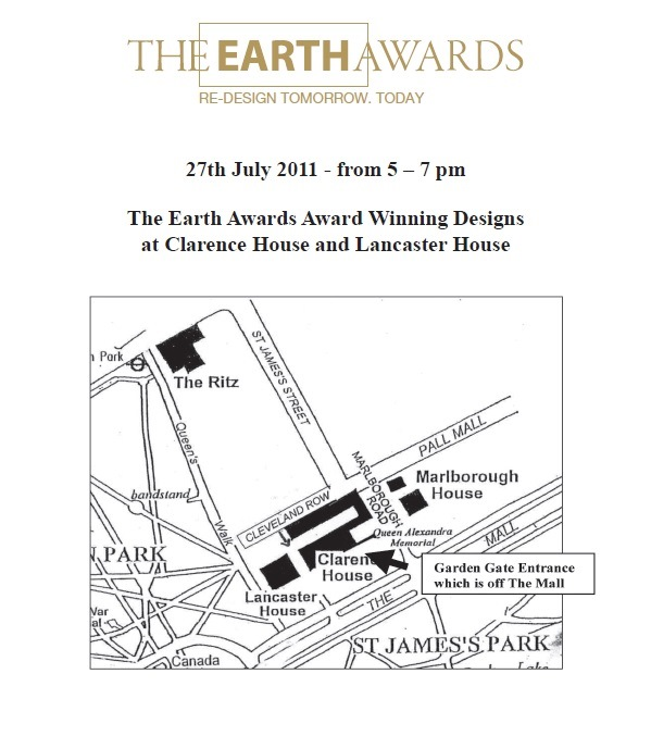 Earth Awards 2011