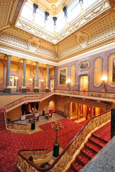 Grand Hall Lancaster House
