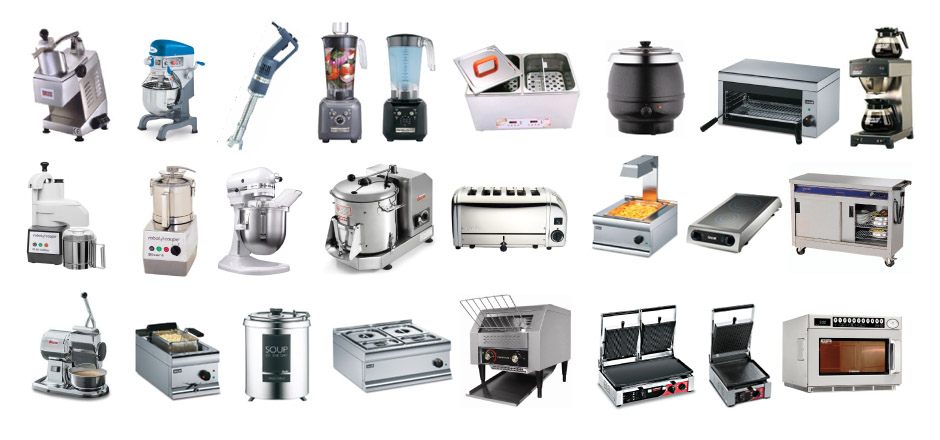 Small Kitchen Appliances For Hospitality Business