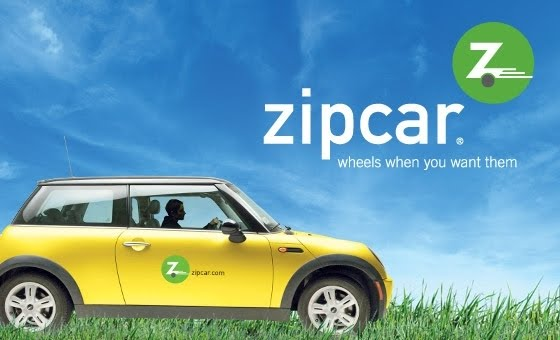 Zipcar Offer T.E.D Members & Friends