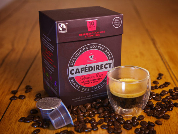 Cafédirect pods