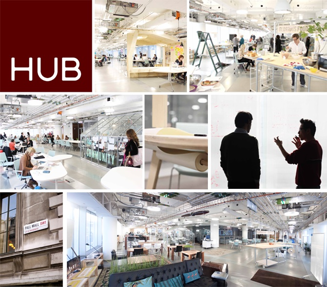 The Hub, Westminster Joins T.E.D